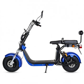 Tivoli - Elegant 1500W electric scooter with license plate