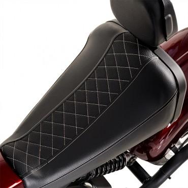 Patinete eléctrico Centauro 3000W matriculable con asiento y pantalla LCD XXL Modelo 2000W 48V-16Ah