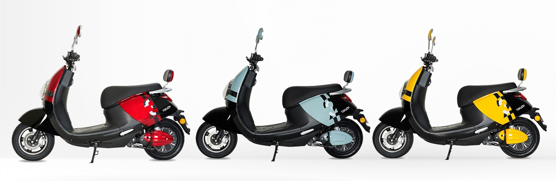 Scooter eléctrico 800W matriculable Moma